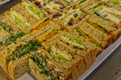 Our Superb Pure and Simple Sandwiches